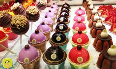 Jean Philippe Patisserie - pastries 4 - Las Vegas by www.chubbychinesegirleats.com, via Flickr