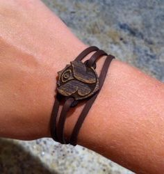 Tomorrowworld Tomorrowland bracelet laser engraved by InkedPanda, $15.00