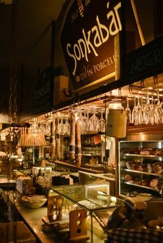 Divin Porcello - Sonka Bar has been awarded as Best Mediterranean Restaurant by Best of Budapest & Hungary! Hungarian Cuisine, Budapest Hungary, World Recipes, Restaurant Bar, Ham, Palace, Restaurants, Traditional, Cooking