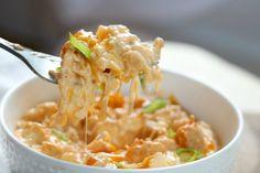 Keto Instant Pot Buffalo Chicken Cauliflower - Recipe Feeds