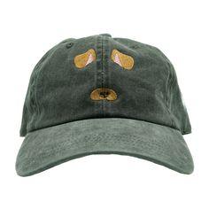 Dog Filter Dad Hat - Black Denim – Ace Hat Collection