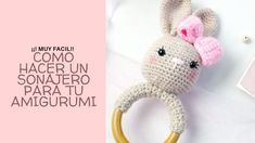 COMO HACER UN CASCABEL PARA SONAJERO AMIGURUMI - YouTube Crochet Hats, Teddy Bear, Toys, Youtube, Jingle Bell, Baby Rattle, How To Make, Amigurumi, Projects