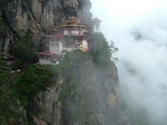 Taktshang Goemba (Tiger's Den), Bhutan
