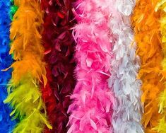 Chandelle Feather Boa 40 gram Minimal Shedding HIGH QUALITY feather boas for costume dance dress up per each boa - Cheap Dresses - Ideas of Cheap Dresses Small Diamond Rings, Leather Jewelry Making, Coloured Feathers, Platinum Earrings, Simple Jewelry, Black Rings, Diamond Shapes, Luxury Jewelry, Cheap Dresses
