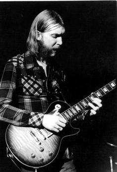 When it comes to blues guitarists, Duane Allman is my favorite by far!