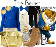 The Beast Outfit<3
