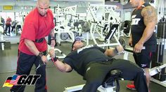GAT Athlete Sadik Hadzovic Workout at Camp Menace Part 2