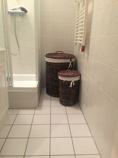Rivièra Maison | Riviera Maison badkamer | Pinterest | Bathroom jars