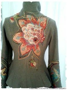 Diy Fashion, Womens Fashion, Altered Couture, Altering Clothes, Mode Inspiration, Wearable Art, Cool Outfits, Costume, My Style