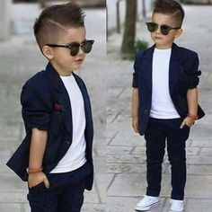 Boys haircut/fashion