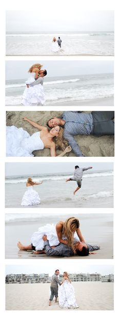 the middle picture is how my future wedding pics will be. haha fits me perf.