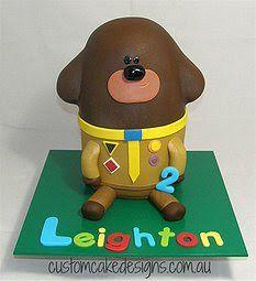 hey duggee cake 3d - Google Search
