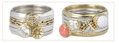 www.labricole.net Napkin Rings, Wedding Rings, Engagement Rings, Jewelry, Enagement Rings, Jewlery, Jewerly, Schmuck, Jewels