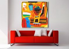 neo expressionism, expressionism, contemporary, abstract, wall art, canvas art, modern, large, canvas print,