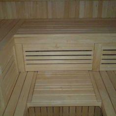 строительство сауны на дровах