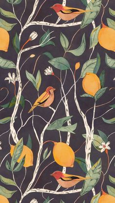 Monday Pattern Download from Luisa Rivera | Design*Sponge | Bloglovin'