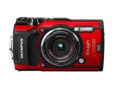 Olympus TG-5 Waterproof Camera with 3-Inch LCD, Red (V104190RU000) http://amzn.to/2EIBtK0