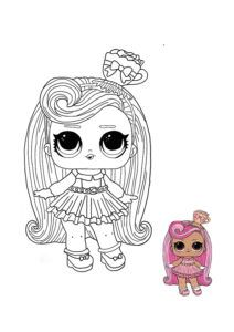 You can find here 24 free printable coloring pages of LOL Surprise Hairvibes series dolls. Best coloring pages from different LOL Surprise series. Star Coloring Pages, Unicorn Coloring Pages, Free Coloring Sheets, Printable Adult Coloring Pages, Flower Coloring Pages, Disney Coloring Pages, Mandala Coloring Pages, Coloring Pages For Kids, Coloring Books