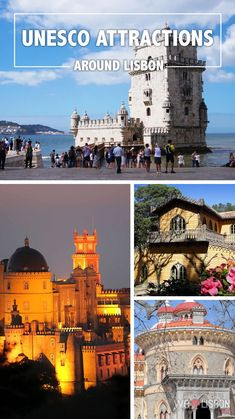 Make the most of your holiday in Lisbon with this travel guide to must-visit Portuguese UNESCO heritage sites around Lisbon.