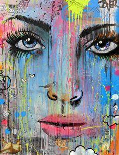 pop tropic, Loui Jover Saatchi Art