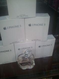 iphone 5 parfume
