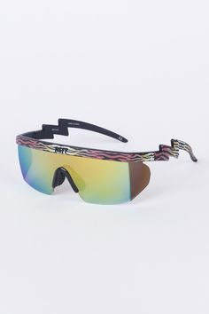 5e440347906 NEFF BRODIE SINGLE LENS SHADES - Unobstructed High Definition Wide Screen  vision with wrap around lenses
