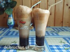 Domáca ľadová káva Beverages, Drinks, I Love Coffee, Frappe, Latte, Smoothie, Food And Drink, Cooking, Tableware