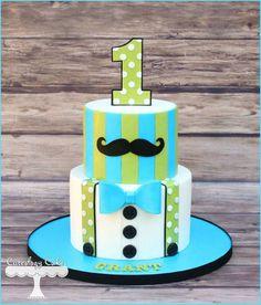 Little Man Cake