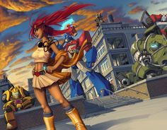 Transformers Animated Serie FanArt