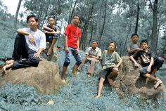 #Photography I'am with Spy Kids Round in Album Kenangan #Bedengan , Malang , East Java , Indonesian
