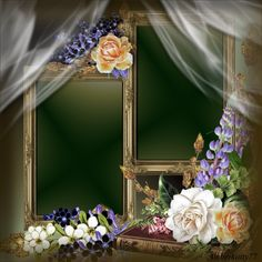 A Graceous Smile Happy Birthday Frame, Happy Birthday Photos, Birthday Frames, Happy Birthday Gifts, Flower Frame, Flower Art, Svg Shapes, Blank Background, Photo Frame Design