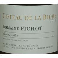 2014 Domaine Pichot Vouvray sec Coteau de la Biche