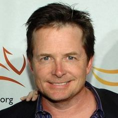 Michael J. Fox - one of the best men there is.