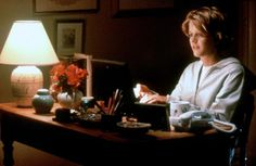 Kathleen (Meg Ryan) ~ You've Got Mail (1998) ~ Movie Photos #amusementphile