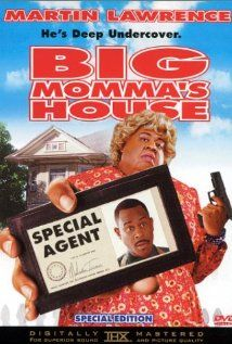 """""""Big Momma's House"""" is just a few blocks from Chapman. Director: Raja Gosnell, 2000."""