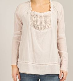Hunkydory bluse Icy pink