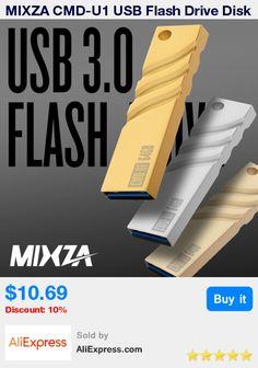 MIXZA CMD-U1 USB Flash Drive Disk 16GB 32GB 64GB USB3.0 Pen Drive Tiny Pendrive Memory Stick Storage Device Flashdrive * Pub Date: 15:17 May 30 2017