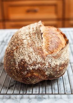 For many of us home bakers, making a good loaf of sourdough bread feels like striving for the World Cup or an Olympic gold medal. It's the challenge to top all challenges and takes real commitment, but it's also something that's completely achievable. Are you ready to take on the challenge of a true sourdough bread? If so — or even if you're just curious to see what the fuss is about — here's everything you need to know!