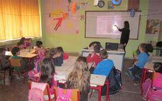 Επίσκεψη οδοντιάτρου στη Β΄τάξη του 4ου Δημοτικού Σχολείου Αλεξάνδρειας