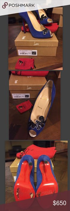 soldes louboutin maggie