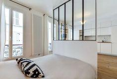 Un 25 m2 multifonction dans le Marais