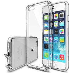 """iPhone 6 Case - Ringke FUSION iPhone 6 Case 4.7 """" **NEW** [Dust Cap/Drop Protection][CRYSTAL VIEW] Premium Crystal Clear Back Shock Absorption Bumper Hybrid Hard Case for Apple iPhone 6 4.7 Inch - Eco/DIY Package - http://www.discountbazaaronline.com/iphone-6-case-ringke-fusion-iphone-6-case-4-7-new-dust-capdrop-protectioncrystal-view-premium-crystal-clear-back-shock-absorption-bumper-hybrid-hard-case-for-apple-iphone-6-4-7-inch-ec/"""
