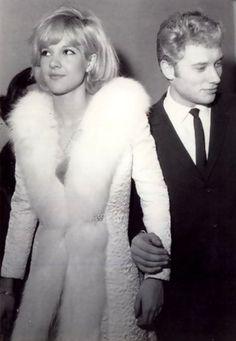 Sylvie and Johnny Hallyday