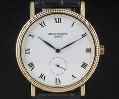 PATEK PHILIPPE 18K Y/G WHITE ROMAN DIAL CALATRAVA B&P 3919J-001  http://www.watchcentre.com/product/patek-philippe-18k-y-g-white-roman-dial-calatrava-bp-3919j-001/5773