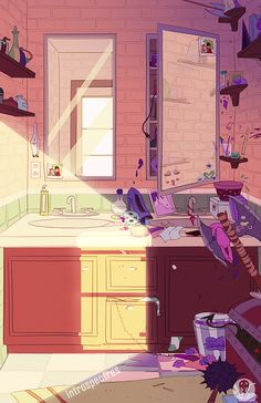 Star and marcos bathroom