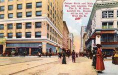 Vintage Los Angeles source: https://www.facebook.com/pages/Bizarre-Los-Angeles/150303461678081