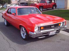 1973 Nova Custom