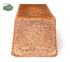 La Cuisine de Bernard: Le Cake Ultra Châtaignes  -120g de beurre doux -105g de sucre -145g d'œuf -225g de crème de marrons -80g de farine -60g de farine de châtaigne -1/2 paquet de levure chimique