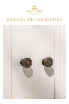 Dougan is a bold collection of Art deco style, luxury kitchen cabinet hardware made from the finest solid brass. This range features subtle ridges to add a touch of definition to each cabinet handle and is perfect to adorn your kitchen or bathroom cabinets. Brass Cabinet Hardware, Cupboard Knobs, Kitchen Cabinet Handles, Brass Handles, Brass Kitchen, Bathroom Design Inspiration, Classic Bathroom, Bathroom Design Luxury, Bathroom Cabinets