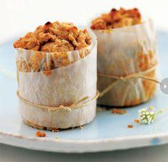 apple breakfast muffin recipe